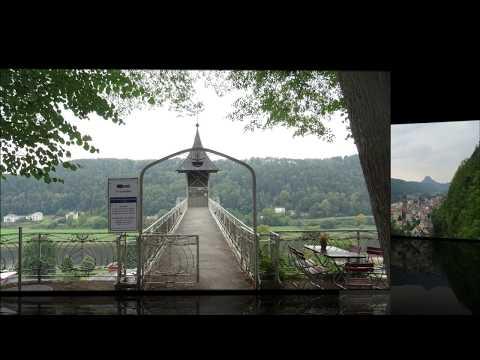 Historischer Personenaufzug | Aussichtsturm | Bad Schandau | Nationalpark Sächsische Schweiz