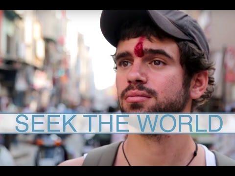Seek the World - A Deaf Adventurer